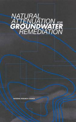 Natural Attenuation for Groundwater Remediation (Hardback)
