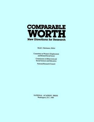 Comparable Worth: New Directions for Research (Paperback)