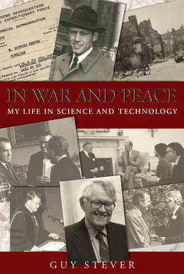 In War and Peace: My Life in Science and Technology (Hardback)