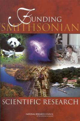 Funding Smithsonian Scientific Research (Paperback)