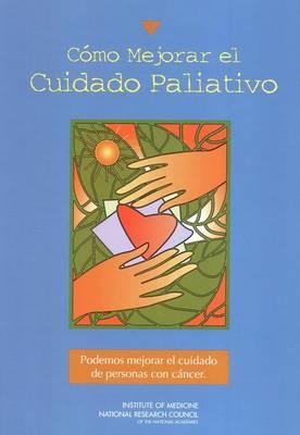 Como Mejorar el Cuidado Paliativo: Podemos mejorar el cuidado de personas con cancer (Paperback)
