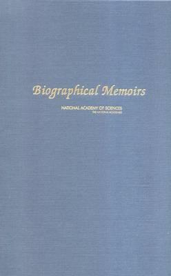 Biographical Memoirs: Volume 82 (Paperback)