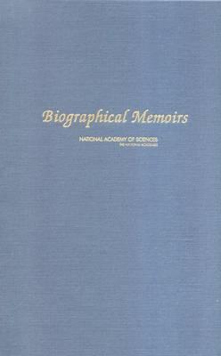 Biographical Memoirs: Volume 88 (Hardback)