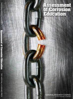 Assessment of Corrosion Education (Paperback)