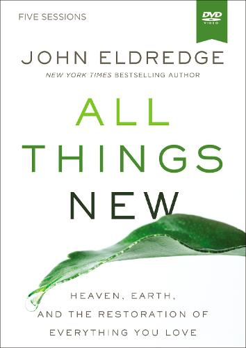 All Things New Video Study: A Revolutionary Look at Heaven and the Coming Kingdom (DVD video)