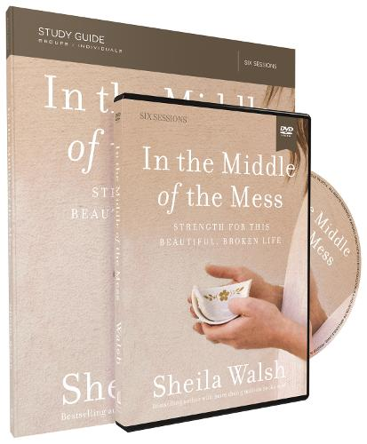 In the Middle of the Mess Study Guide with DVD: Strength for This Beautiful, Broken Life (Paperback)