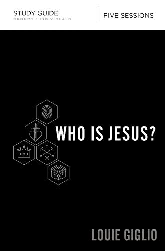 Who Is Jesus? Study Guide (Paperback)