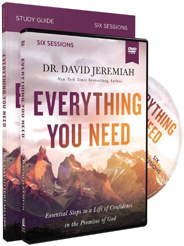 Everything You Need Study Guide with DVD: Essential Steps to a Life of Confidence in the Promises of God (Paperback)