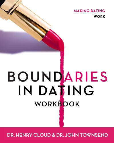 Cover of the book, Boundaries in Dating: Workbook.