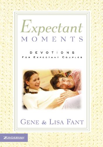 Expectant Moments: Devotions for Expectant Couples (Paperback)