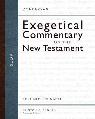Acts - Zondervan Exegetical Commentary on the New Testament (Hardback)
