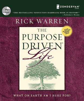 The Purpose-driven Life: Unabridged: What on Earth am I Here for? - The Purpose Driven Life No. 4 (CD-Audio)