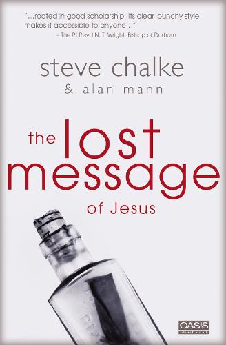 The Lost Message of Jesus (Paperback)