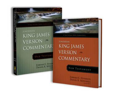 Zondervan King James Version Commentary---Set (Hardback)