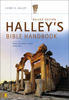 Halley's Bible Handbook with the New International Version (Hardback)