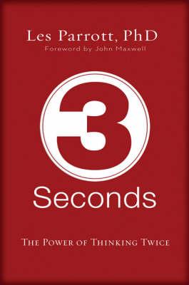 3 Seconds: The Power of Thinking Twice (Hardback)
