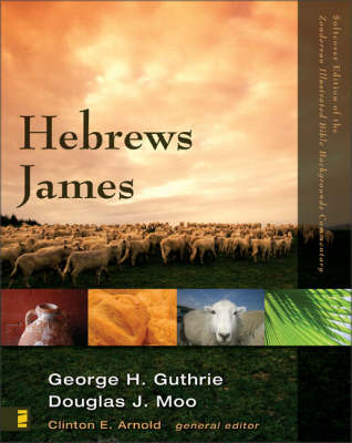 Hebrews, James - Zondervan Illustrated Bible Backgrounds Commentary No. 16 (Paperback)