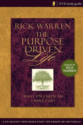Purpose driven life dvd study guide.