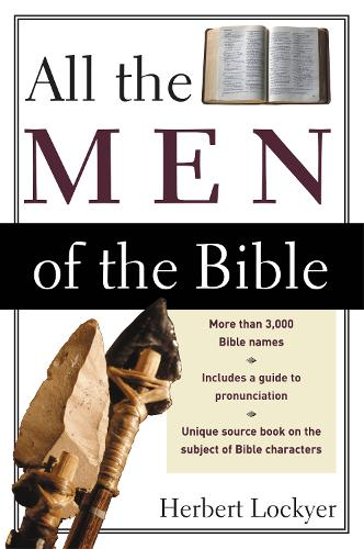 All the Men of the Bible (Paperback)