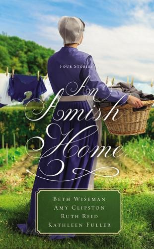 An Amish Home: Four Stories (Paperback)