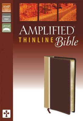 Amplified Thinline Bible (Leather / fine binding)