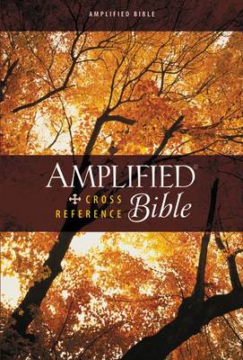 Amplified Cross-Reference Bible, Hardcover (Hardback)
