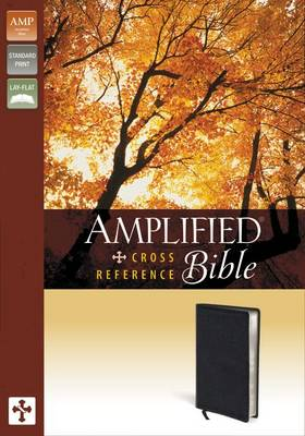 Amplified Cross-Reference Bible (Leather / fine binding)