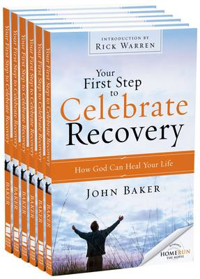 Your First Step to Celebrate Recovery Outreach Pack - Celebrate Recovery (Paperback)