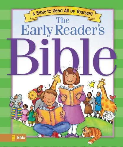 The Early Reader's Bible (Hardback)