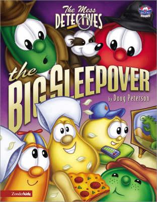 The Mess Detectives: The Big Sleepover - Big Idea Books No. 3 (Hardback)