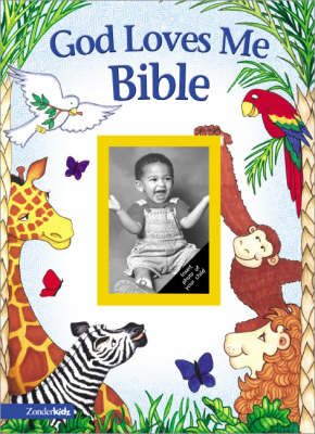 God Loves Me Bible (Hardback)