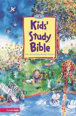 NIrV Kids' Study Bible: Ages 8-12 (Paperback)