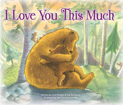 I Love You This Much (Board book)