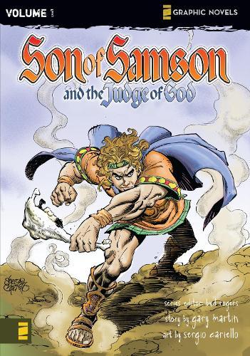Son of Samson: The Judge of God Judge of God v. 1 - Z Graphic Novels / Son of Samson (Paperback)