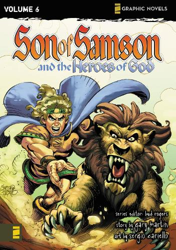 The Heroes of God - Z Graphic Novels / Son of Samson (Paperback)