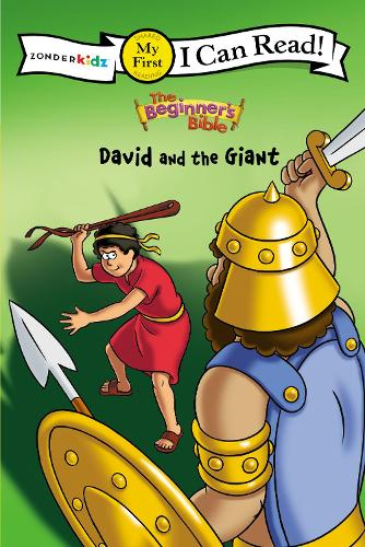 The Beginner's Bible David and the Giant - I Can Read! / The Beginner's Bible (Paperback)