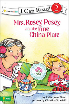 Mrs. Rosey Posey and the Fine China Plate - I Can Read! No. 12 (Paperback)