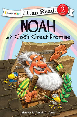 Noah and God's Great Promise: Biblical Values - I Can Read! / Dennis Jones Series (Paperback)