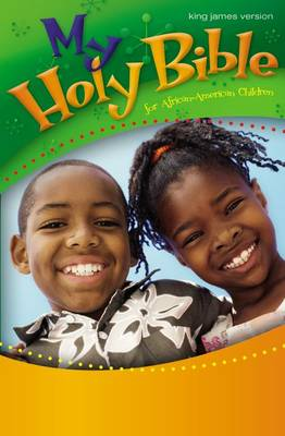 My Holy Bible for African-American Children, KJV (Hardback)