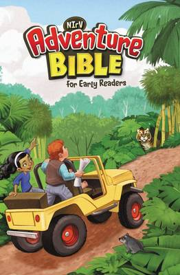 NIrV Adventure Bible for Early Readers Lenticular 3D Motion (Hardback)