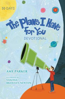 The Plans I Have For You Devotional (Hardback)