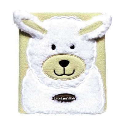 Little Lamb's Bible - Furry Bible Stories (Board book)