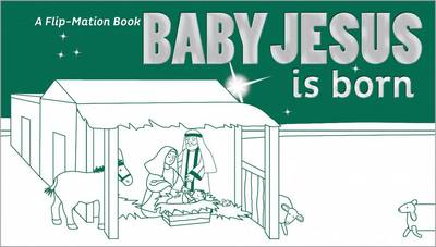 Baby Jesus is Born - Flip Book Series (Paperback)
