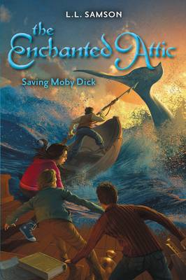 Saving Moby Dick - The Enchanted Attic (Paperback)