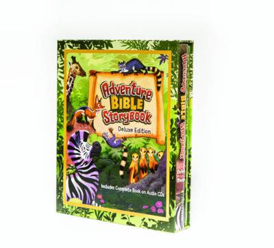 Adventure Bible Storybook Deluxe Edition - Adventure Bible