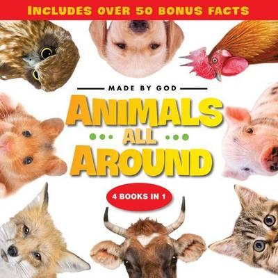 Animals All Around (Hardback)