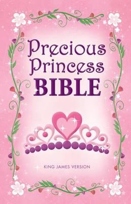 KJV, Precious Princess Bible, Hardcover (Hardback)