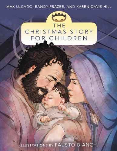 The Christmas Story for Children (Paperback)
