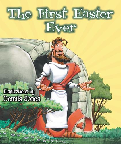 The First Easter Ever (Paperback)