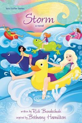 Storm: A Novel - Faithgirlz / Soul Surfer 3 (Paperback)